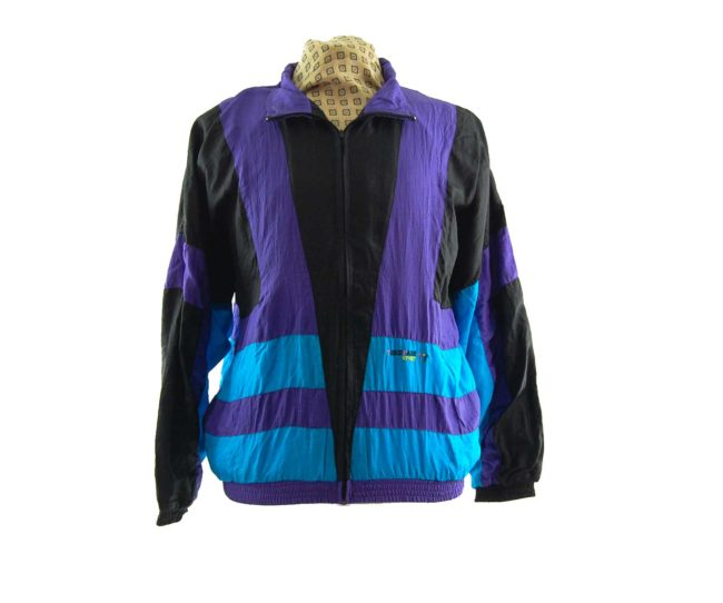 Vintage Trespass Sports Windbreaker Jacket