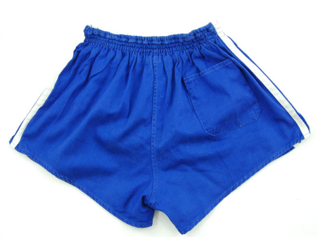 back 90s Adidas Cotton Sport Shorts