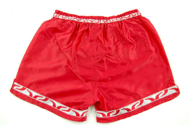 back 90s Puma Boxing Sport Shorts