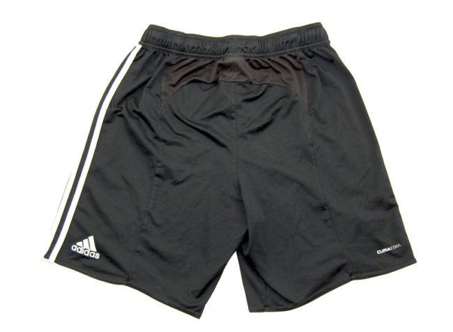 back of 90s Adidas AFA Football Shorts