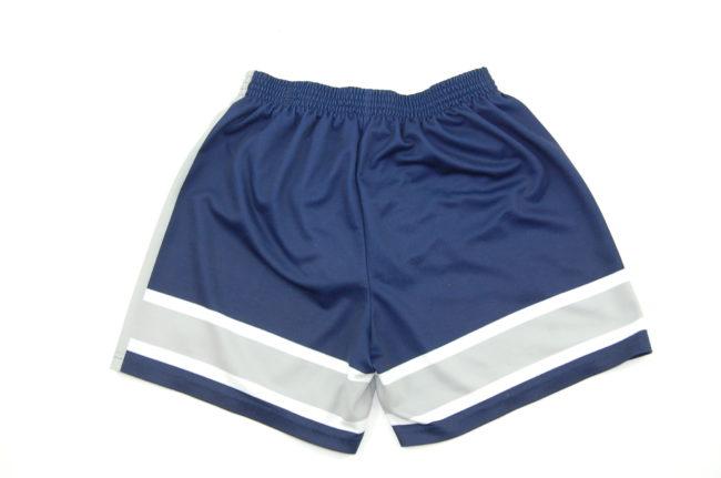 back of 90s Erima Sport Shorts