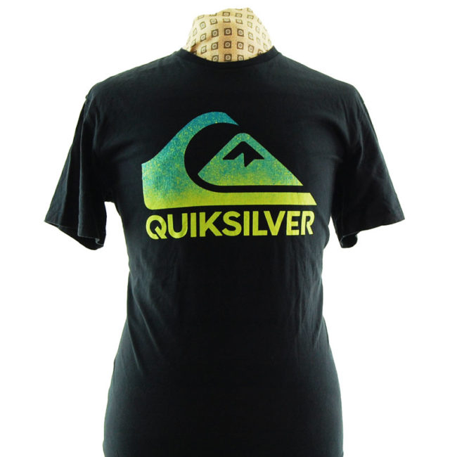 close up of Quicksilver Surfing T Shirt