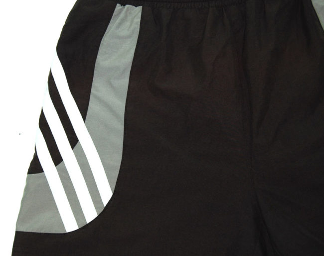 left 00s Adidas Sport Shorts