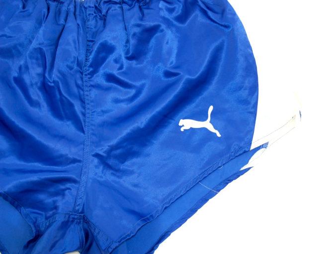 logo 90s Puma Sport Shorts