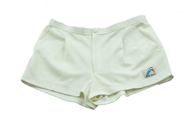 90s Teves Sport Tennis Shorts