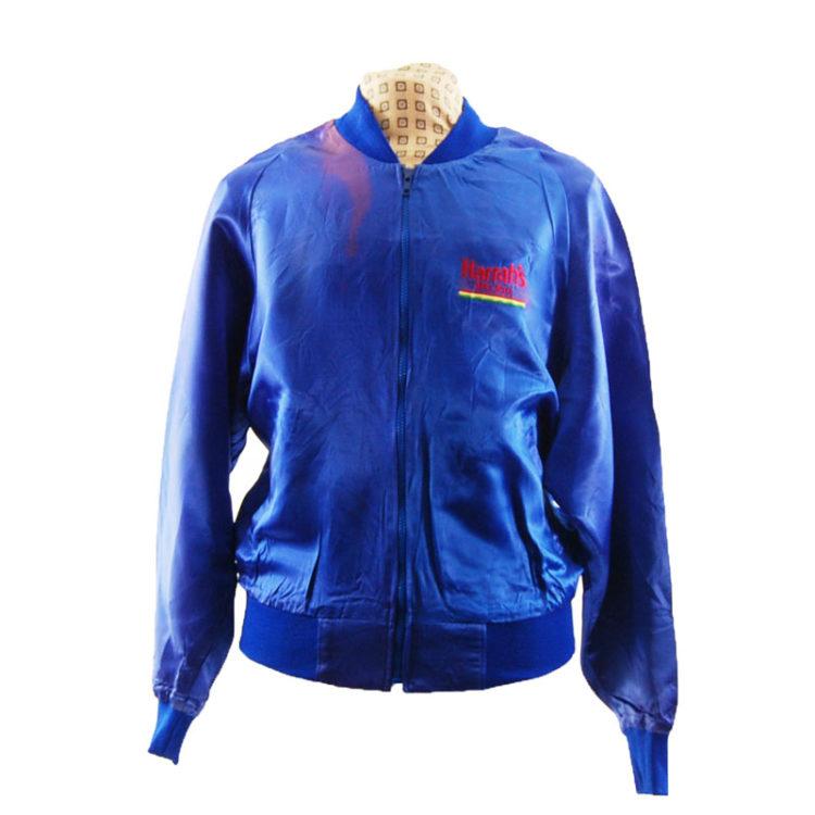 Harrahs Del Rio Baseball Jacket