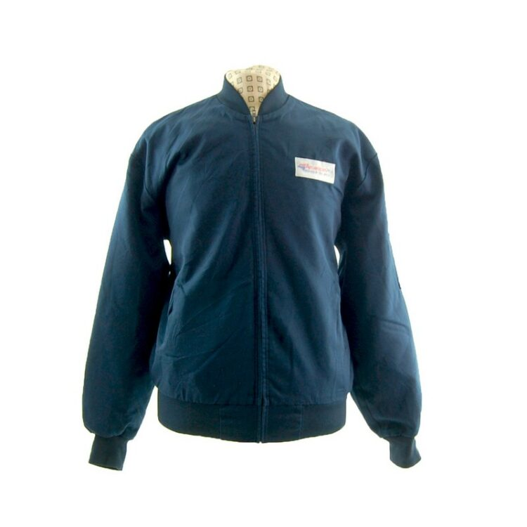 American Pro Navy Blue Work Jacket