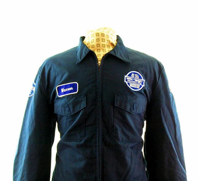 Close-up-of-front-of-Mens-Vintage-Work-Jacket