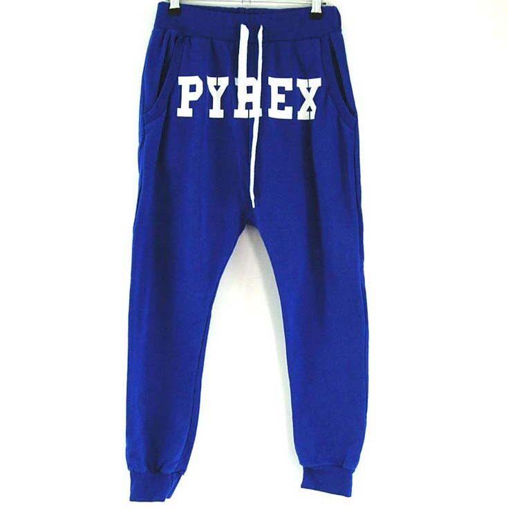 Pyrex Ladies Blue Jogging Bottoms