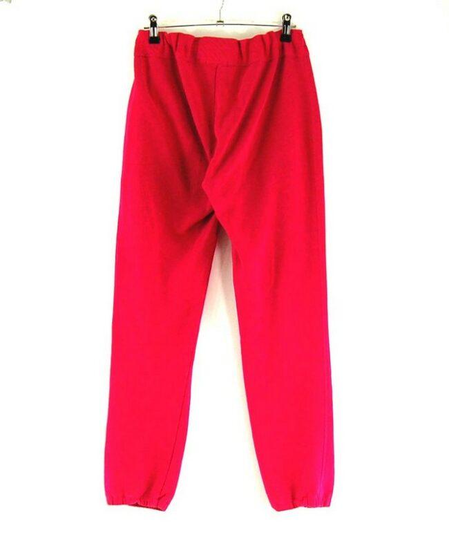 Back of Pink Hollister Jogging Bottoms