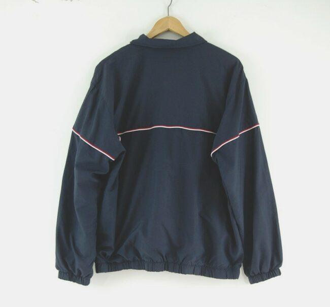 Ellesse track jacket back