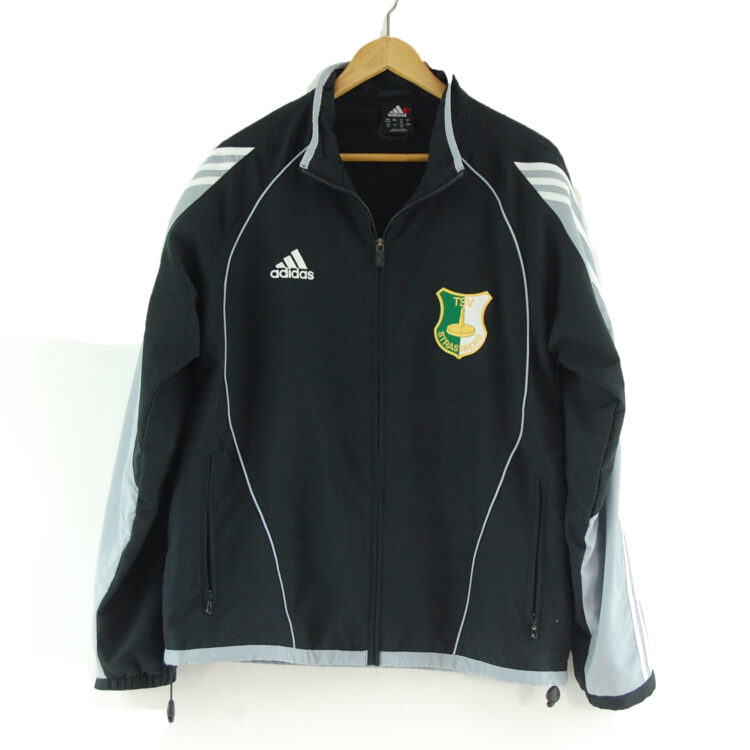 90s Adidas Track Jacket with Patch