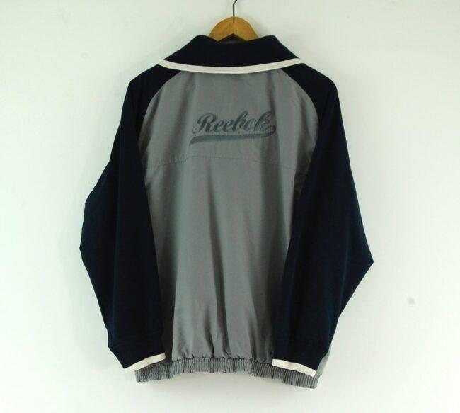 Reebok track jacket back