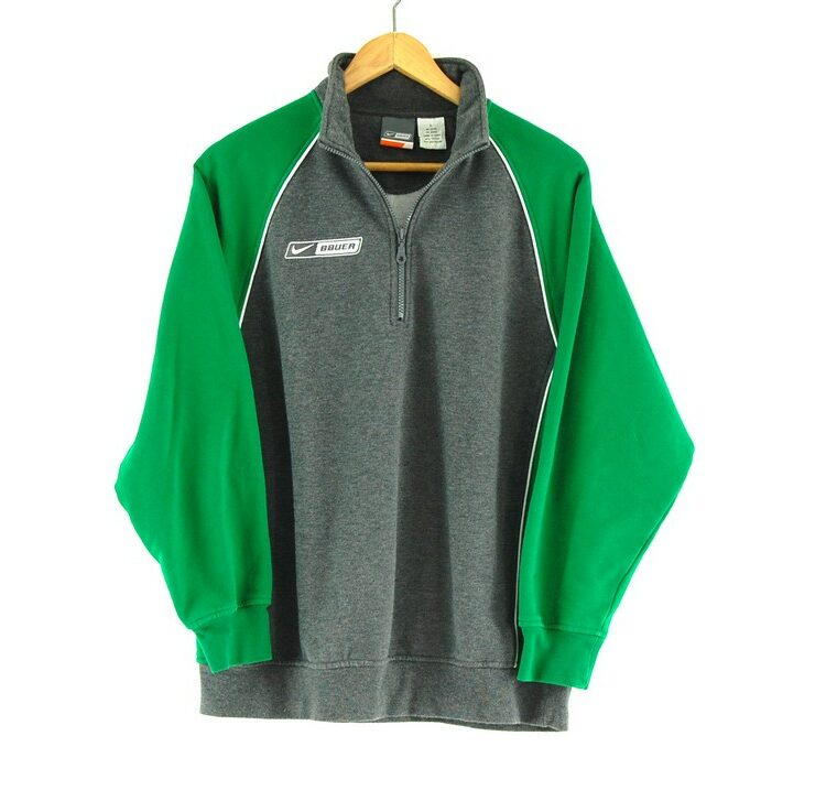 Nike Bauer Half Zip Fleece