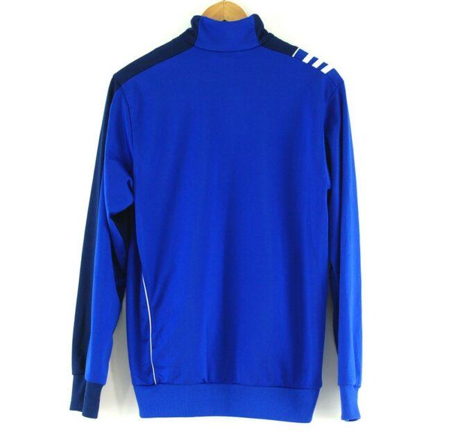 Blue Adidas Track Jacket back