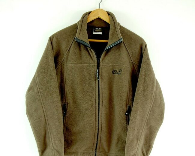 Jack Wolfskin Fleece Zip Top
