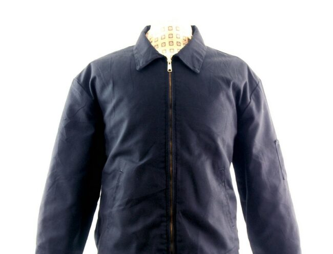 Front close up of Dickies Work Jacket