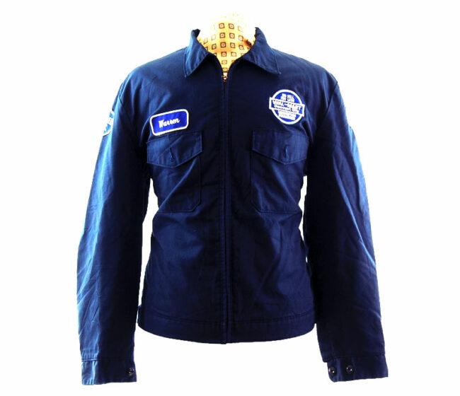 Mens Vintage Work Jacket
