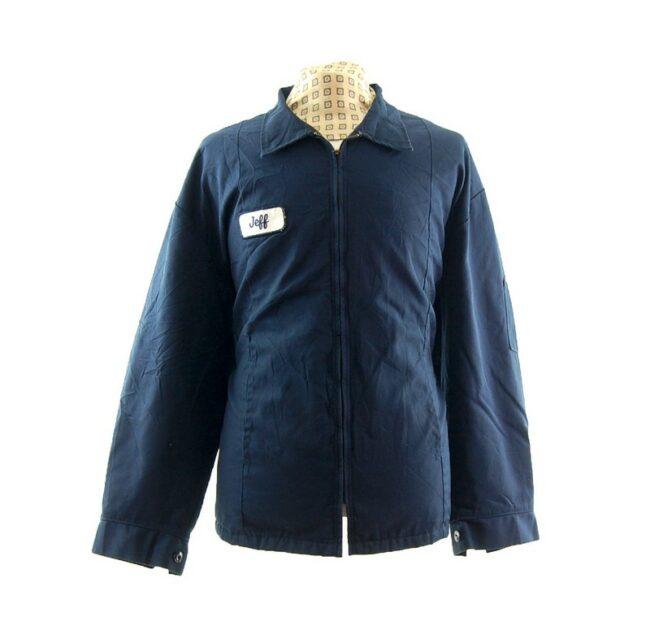 Navy Work Jacket