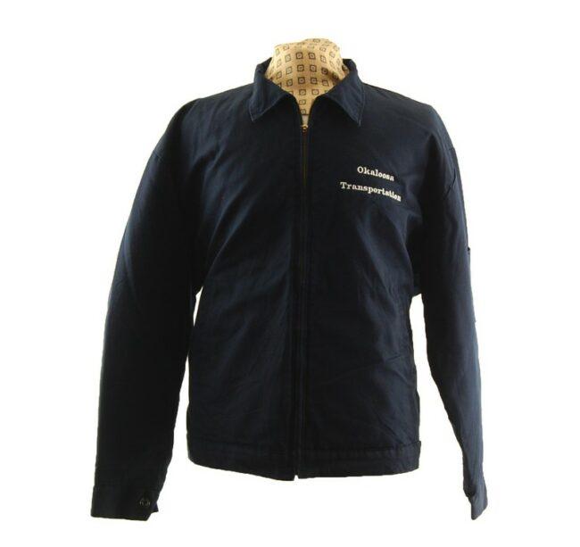Vintage Blue Work Jacket