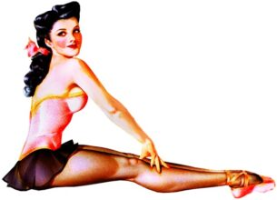1950s bras