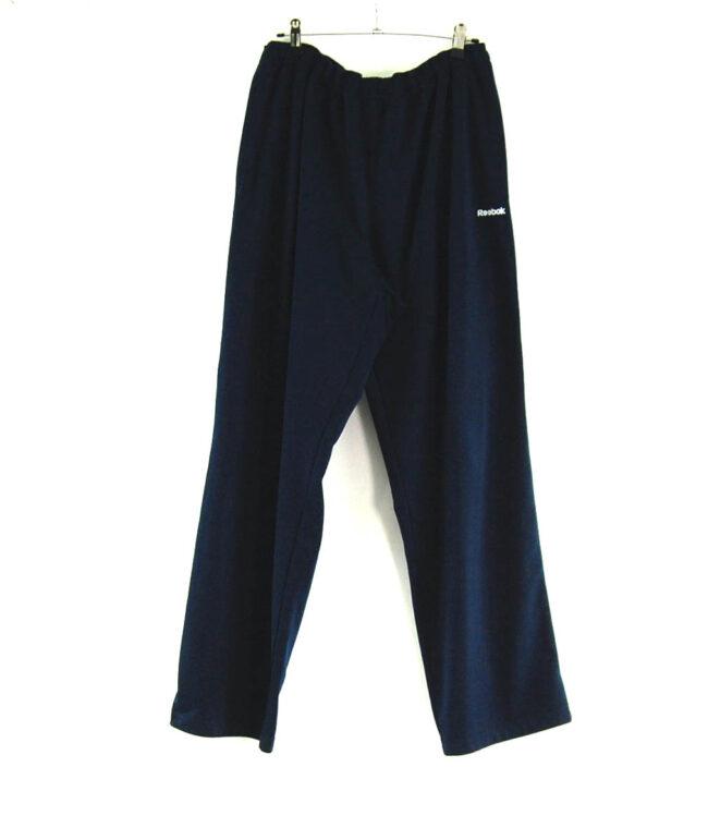Blue Reebok Tracksuit Trousers