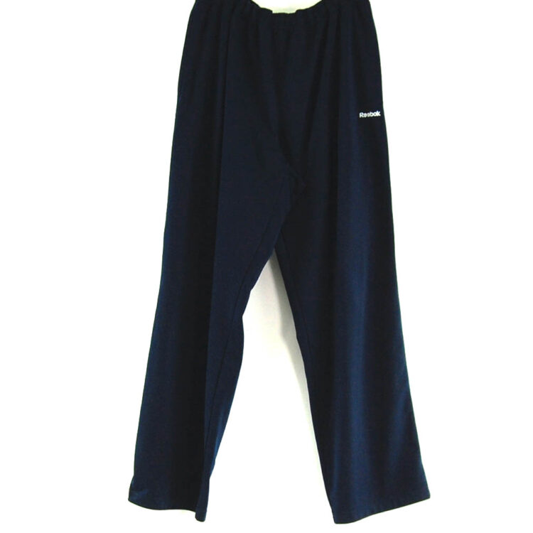 Blue Reebok Tracksuit Trousers