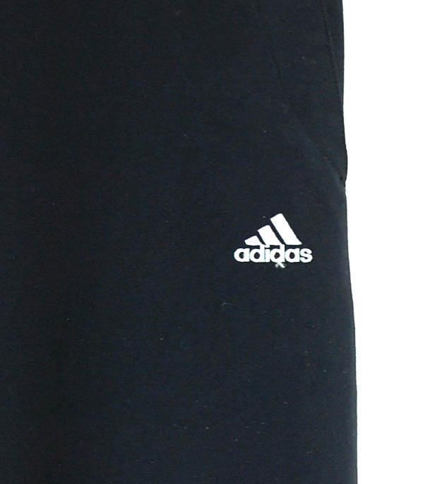 Black Adidas tracksuit