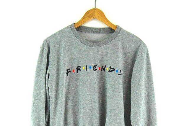 'Friends' crew neck sweatshirt