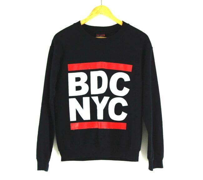 BDC NYC Crew Neck Sweatshirt