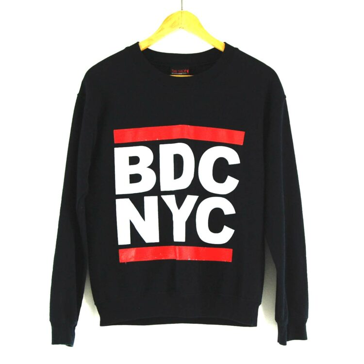 BDC NYC Crew Neck Sweatshirt