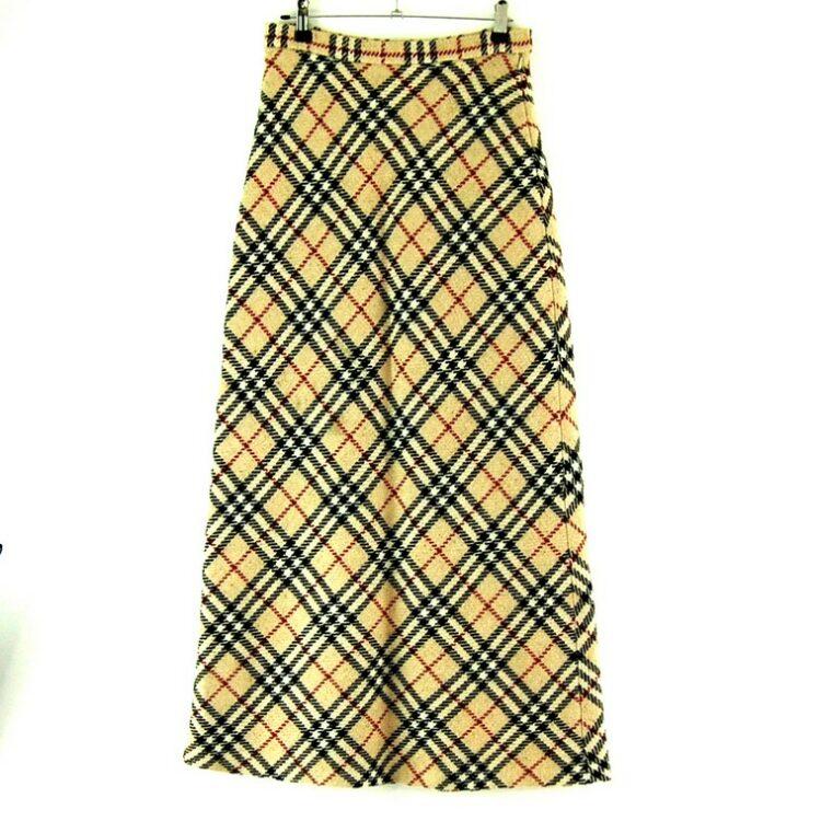 Burberry Nova Check Skirt