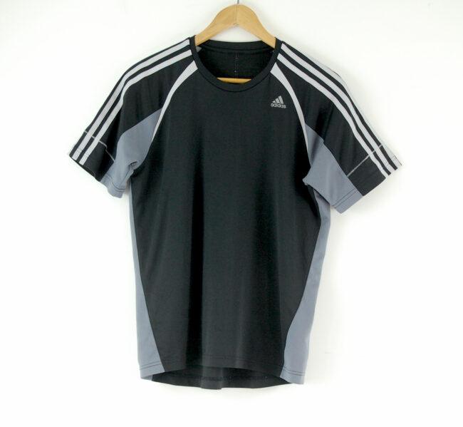 Adidas Black Mesh t-shirt