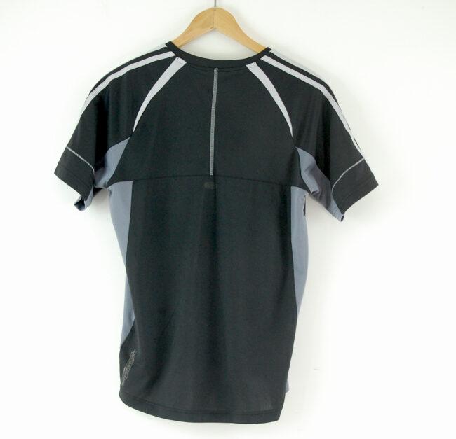 Adidas Black Mesh t-shirt back