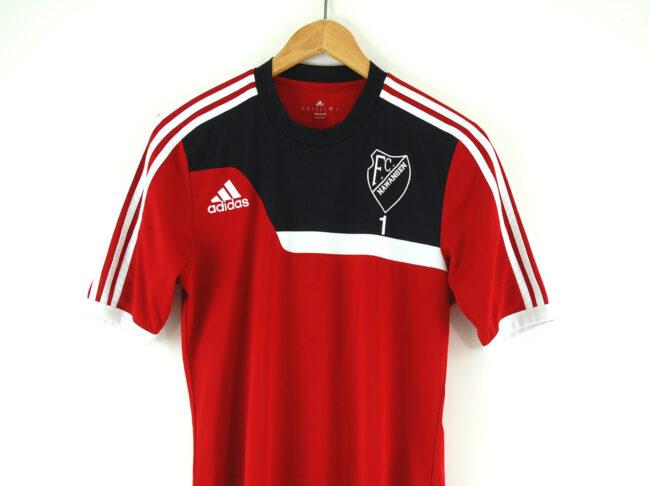 Adidas F.C. Hawangen football t-shirt close up