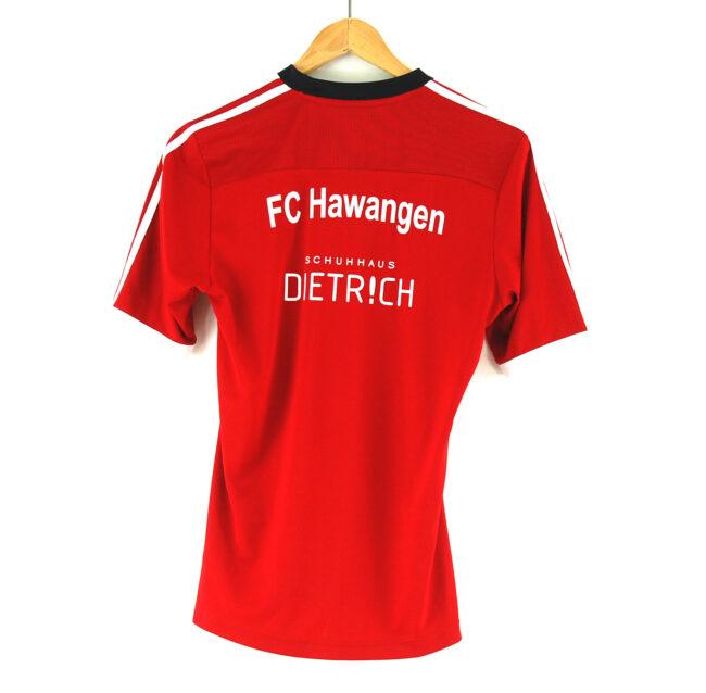 Adidas F.C. Hawangen football t-shirt back