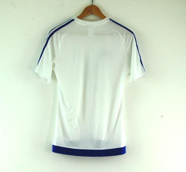Adidas football t-shirt back