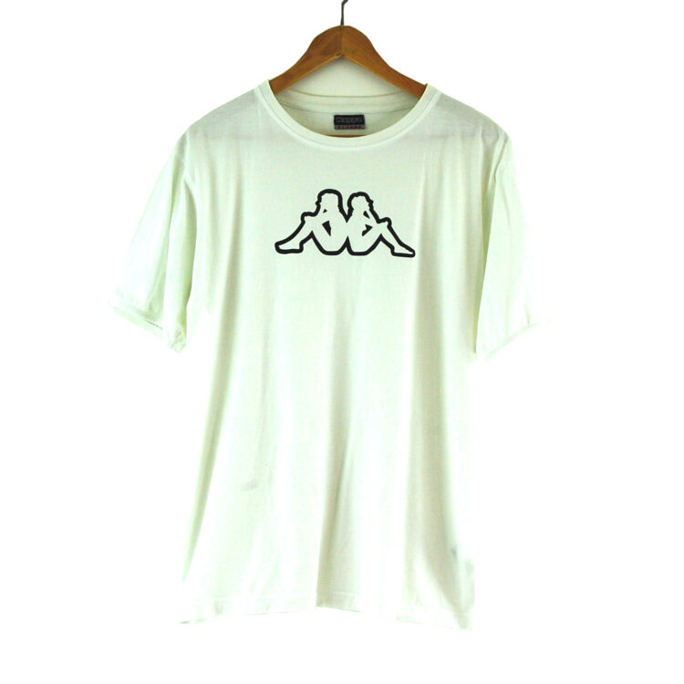 White Kappa T-shirt