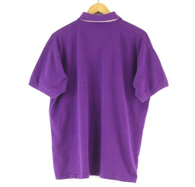 Tommy Hilfiger polo shirt back