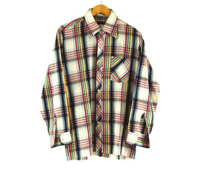 70s Plaid Shirt
