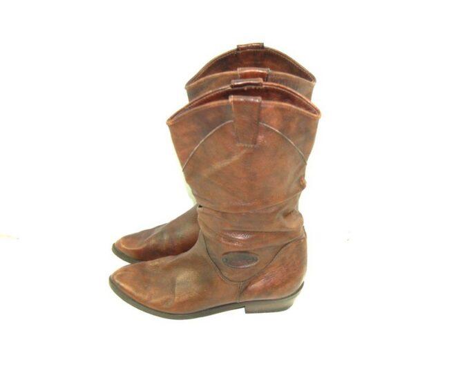 80s Cadoro Cowboy Boots