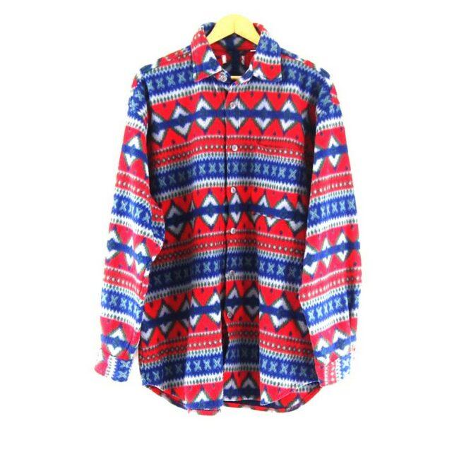 Mens Fleece Shirt