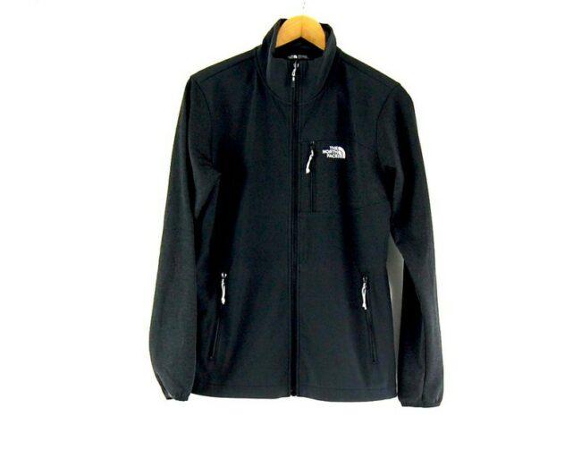 Mens Black Northface Jacket