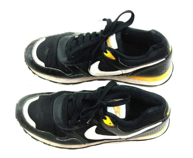 Mens Black Nike Trainers