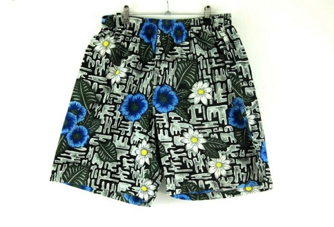 90s Mens Long Shorts