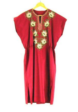 70s Caftan Dress