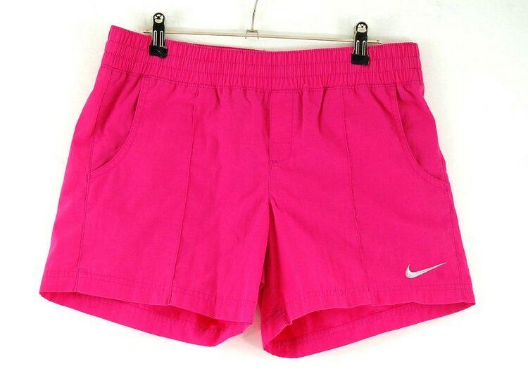 Vintage Pink Nike Shorts