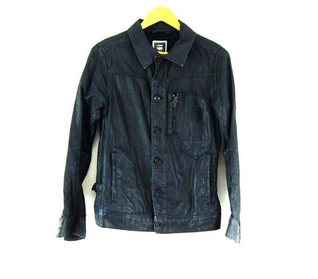 Black G Star Raw Jacket