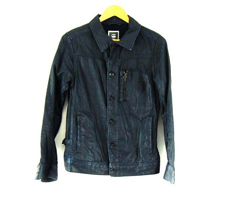Black G Star Raw Jacket