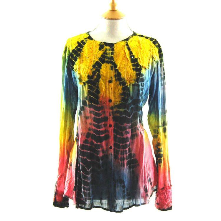 90s Tie-dye Shirt